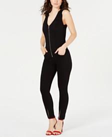 GUESS Mara Zip-Front Jumpsuit
