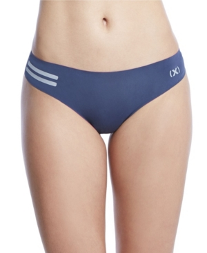 2(X)Ist Athletic Bonded Micro Thong Underwear
