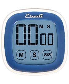Escali Corp Touch Screen Digital Timer