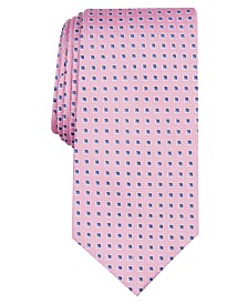 Nautica Men's Pavel Slim Neat Silk Tie