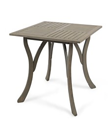Hermosa Outdoor Dining Table, Quick Ship