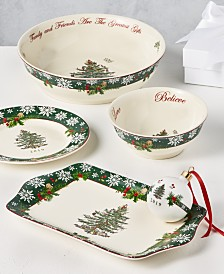 Spode Christmas Tree 2019 Annual Collection