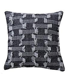 "Modern Throw Pillow 20"" x 20"" for Couch Handloom Woven"