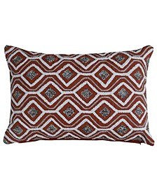 "Unique Zwarte Throw Pillow Cover 20"" x 20"""