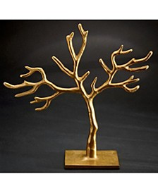KINDWER 20 Branch Tree of Life Jewelry Holder
