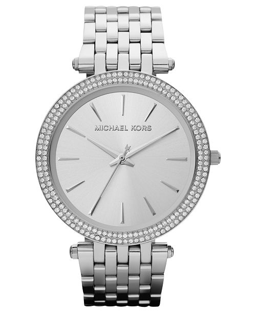 678b26d0d1f9 Michael Kors Women s Darci Stainless Steel Bracelet Watch 39mm MK3190 ...