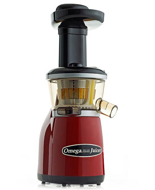 Omega VRT350R Juicer, Vertical Masticating HD
