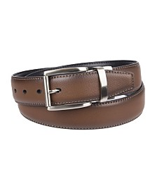 Dockers Reversible Dress Men's Belt with Comfort Stretch
