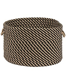 Colonial Mills Cabana Braided Storage Basket