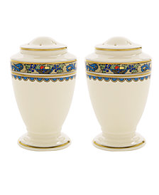 Lenox Dinnerware, Autumn Salt and Pepper Shakers