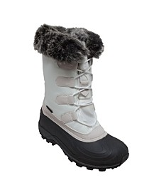 Winter Tecs Women's Nylon Winter Boots