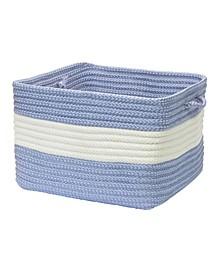 Rope Walk Braided Storage Basket