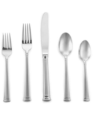 20-Pc. Eternal Frosted Flatware Set
