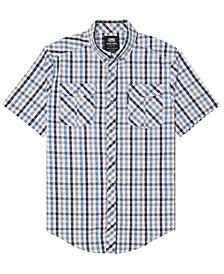 Men's Tonal Yd Check Woven Shirt