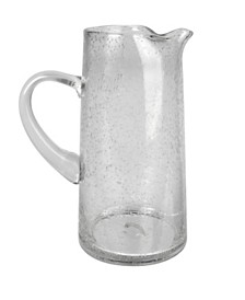 Artland Iris Bubble Glass 70oz pitcher
