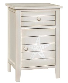 Shelburne One Door Chest