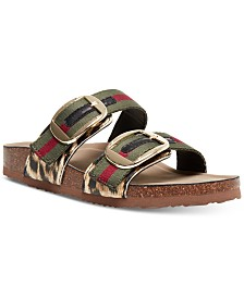 Madden Girl Bambam Footbed Sandals
