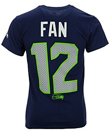 Men's Fan #12 Seattle Seahawks Eligible Receiver II T-Shirt