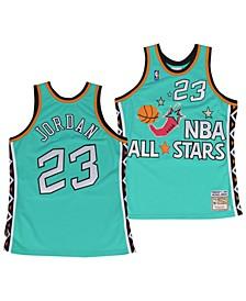 Men's Michael Jordan 1996 NBA All Star Authentic Jersey