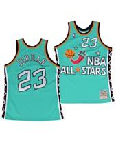 971b68b1720 Mitchell & Ness Men's Michael Jordan 1996 NBA All Star Authentic Jersey