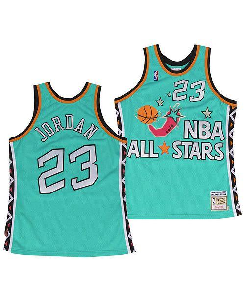 best website 237ca 13605 Men's Michael Jordan 1996 NBA All Star Authentic Jersey
