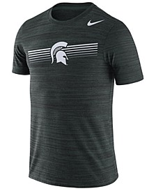 Men's Michigan State Spartans Legend Velocity T-Shirt