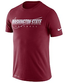 Nike Men's Washington State Cougars Facility T-Shirt
