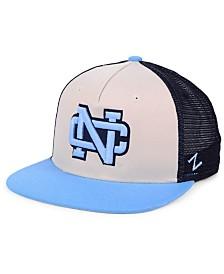 Zephyr North Carolina Tar Heels Paradigm Snapback Cap