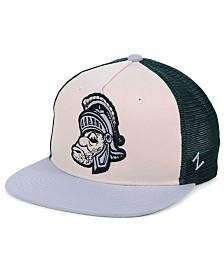 Zephyr Michigan State Spartans Paradigm Snapback Cap