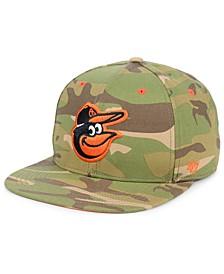 Baltimore Orioles Blockade Strapback Cap