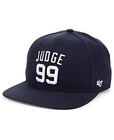 '47 Brand Aaron Judge New York Yankees Player Snapback Cap