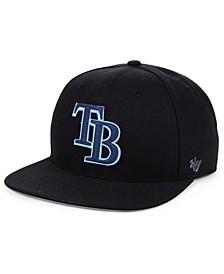 Tampa Bay Rays Iridescent Snapback Cap