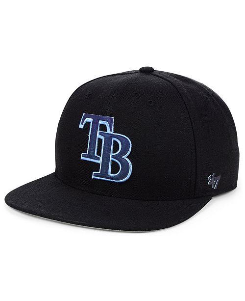 '47 Brand Tampa Bay Rays Iridescent Snapback Cap