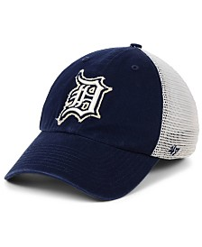 '47 Brand Detroit Tigers Stamper Mesh CLOSER Cap