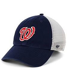 Washington Nationals Stamper Mesh CLOSER Cap