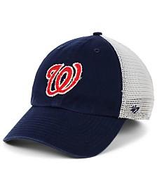 '47 Brand Washington Nationals Stamper Mesh CLOSER Cap