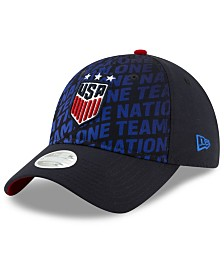 New Era Women's USA National Team Pride 9TWENTY Adjustable Cap