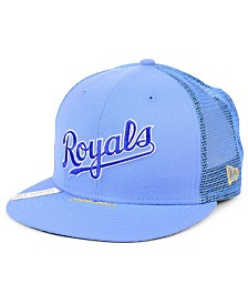 New Era Kansas City Royals Timeline Collection 9FIFTY Cap