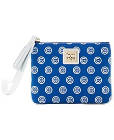 Dooney & Bourke Chicago Cubs Stadium Wristlet
