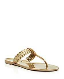 Tinsley Jelly Sandals