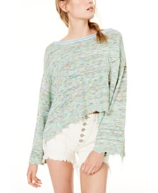 Free People Prism Pullover Spacedye Sweater