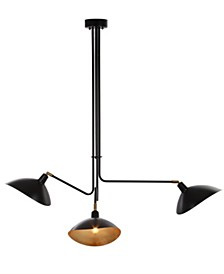 Lewis Metal Pendant Lamp