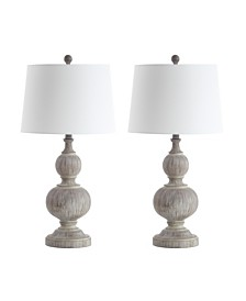 Safavieh Ephraim Set of 2 Table Lamp