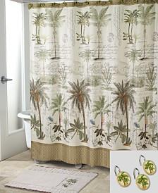Avanti Colony Palm 14-Pc. Bath Set