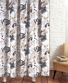 M.Style Pizzazz Shower Curtain