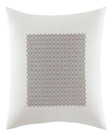 Vera Wang Silver Birch Throw Pillow