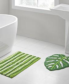 Leaf 2-Pc. Bath Rug Set
