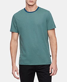 Men's Feeder Striped Pima Cotton T-Shirt