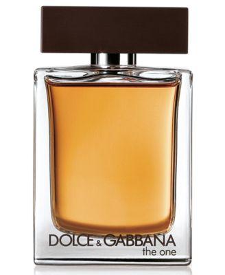 DOLCE&GABBANA Men's The One Eau de Toilette Spray, 3.3 oz.