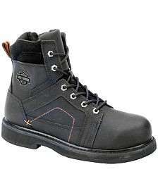 Harley-Davidson Pete Steel Toe Work Boot